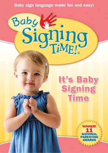 Baby Signing Time! Vol. 1 DVD Image