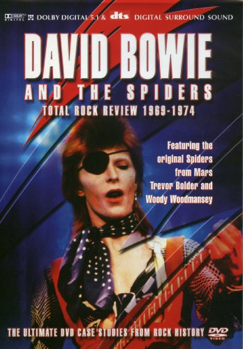 David Bowie: Total Rock Review DVD Image