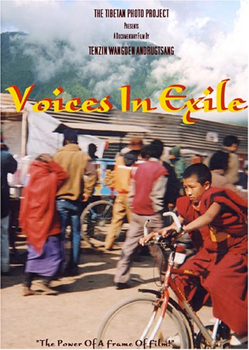 Voices In Exile DVD Image