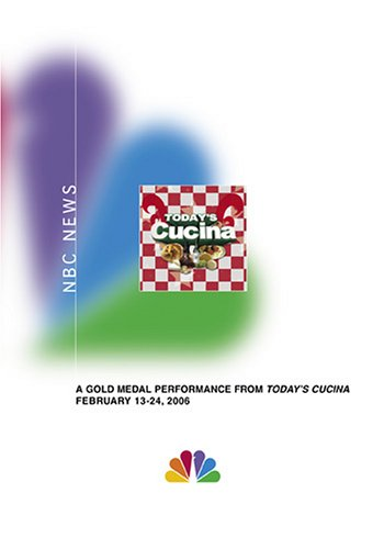 NBC News: Today's Cucina: February 13 - 24, 2006 DVD Image