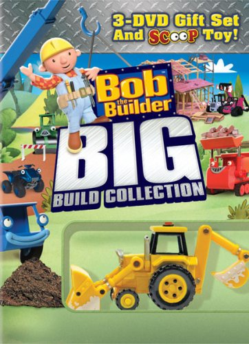 Bob The Builder: Big Build Collection DVD Image