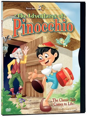 On land Pinocchio and