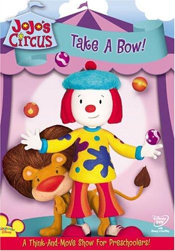 Dvd corral movie buy jojo s circus take a bow free online dvd