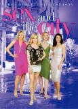 Sex and the City - The Complete Fifth Season DVD Image