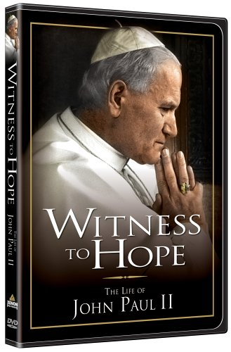 Witness to Hope - The Life of John Paul II DVD Image