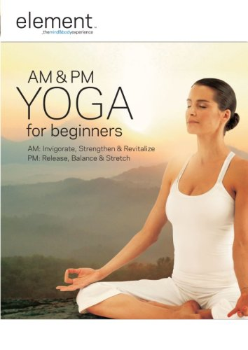 Element: Am and PM Yoga for Beginners DVD Image