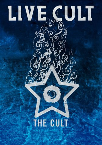The Cult - Live Cult (Music Without Fear) DVD Image