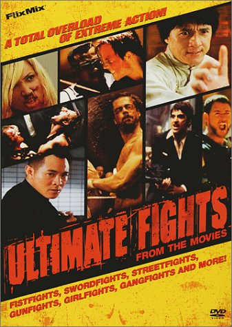 Ultimate Fights, Vol. 2 DVD Image