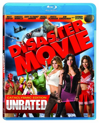 Disaster Movie [Blu-ray] DVD Image