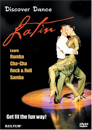 Discover Dance: Latin DVD Image