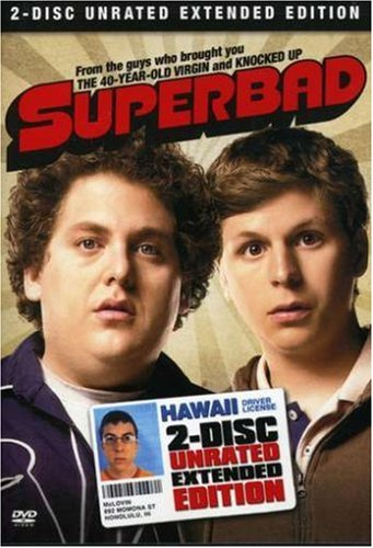 Superbad (Two-Disc Unrated Edition) DVD Image