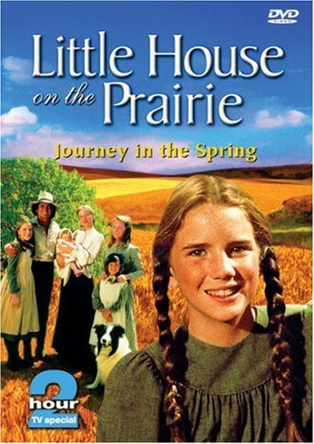 Little House on the Prairie - Journey in the Spring (TV Special) DVD Image
