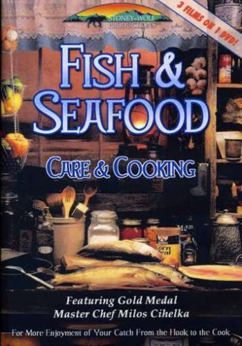 Fish & Seafood Care & Cooking DVD Image