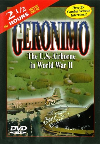Geronimo: The U.S. Airborne in World War II DVD Image