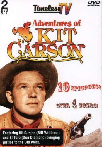 Adventures Of Kit Carson (Entertainment Distributing) DVD Image