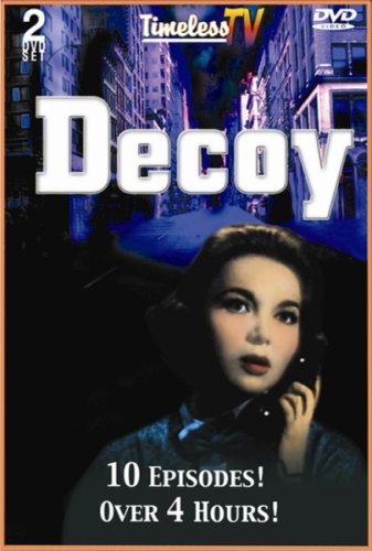 Decoy: Police Woman (Entertainment Distributing) DVD Image