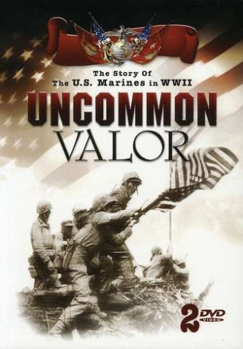 Uncommon Valor (VAR/ 2-Disc): The Story Of The U .S. Marines In WW II DVD Image