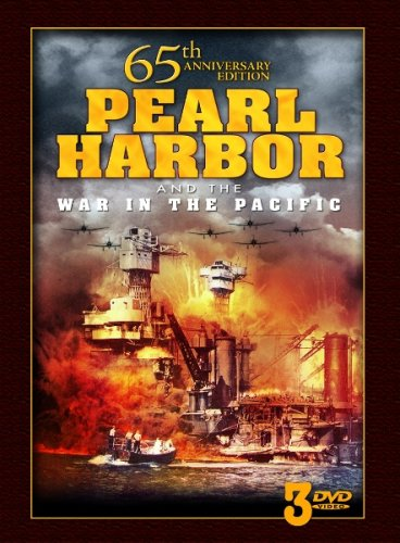 Pearl Harbor (UNK/ Entertainment Distributing/ 65th Anniversary Edition) DVD Image