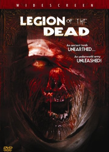 Legion of the Dead DVD Image