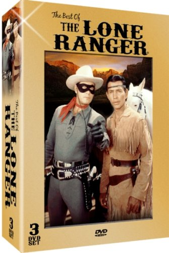 The Best Of The Lone Ranger DVD Image