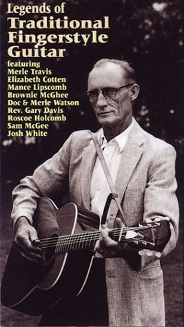 Legends of Traditional Fingerstyle Guitar DVD Image