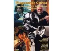 Fingerstyle Guitar: New Dimensions and Exploration, Vol. 1 DVD Image