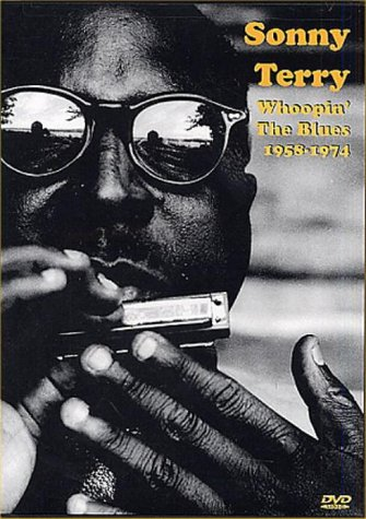 Sonny Terry: Whoopin' The Blues 1958-1974 DVD Image