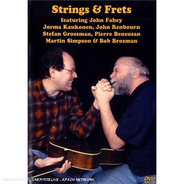 Strings and Frets DVD Image