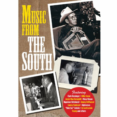 Music From The South DVD Image