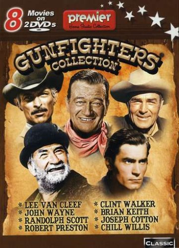 Gunfighters Collection DVD Image