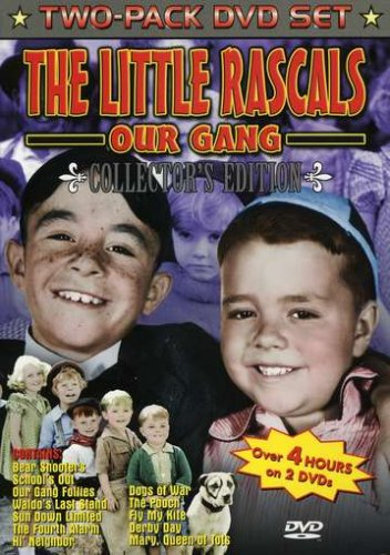 Little Rascals Collector's Edition: Bear Shooters / School's Out / Our Gang Follies of 1938 / Waldo's Last Stand / ... DVD Image