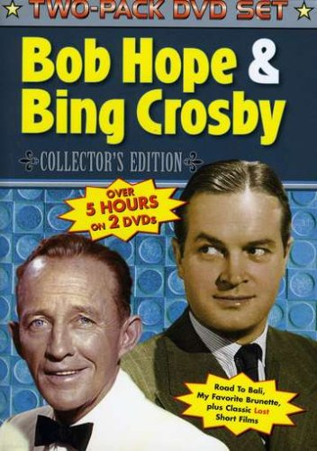 Bob Hope & Bing Crosby (Collector's Edition/ 2-Disc): My Favorite Brunette / Road To Bali / Road To Hollywood / ... DVD Image