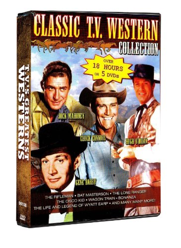 TV's Greatest Westerns Collection (Diamond Entertainment/ 5-Disc) DVD Image