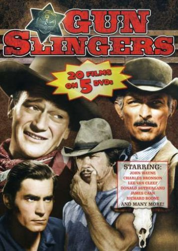 Gunslingers Collection (Diamond Entertainment/ 5-Disc) DVD Image