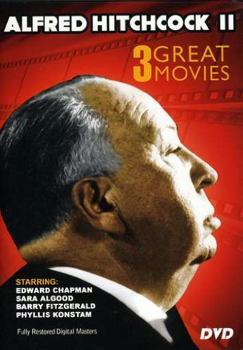 Alfred Hitchcock (Diamond Entertainment), Vol. 2 DVD Image
