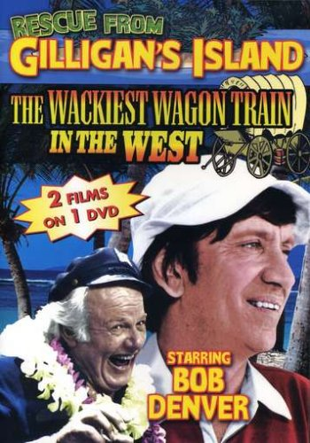 Rescue from Gilligan's Island/Wackiest Wagon Train DVD Image
