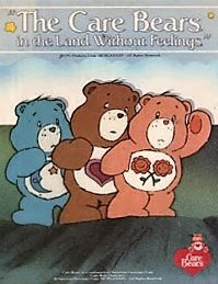 The Care Bears in the Land Without Feelings [VHS] DVD Image