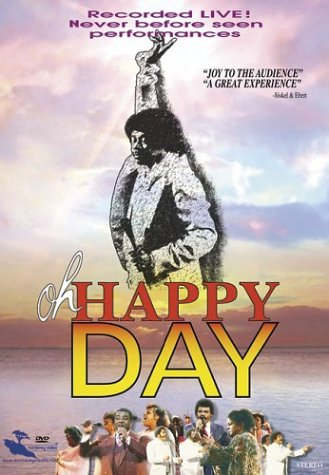 Oh Happy Day DVD Image