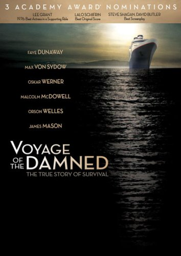 Voyage of the Damned DVD Image