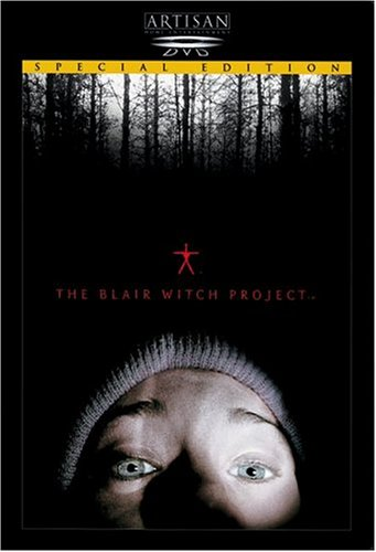 The Blair Witch Project DVD Image