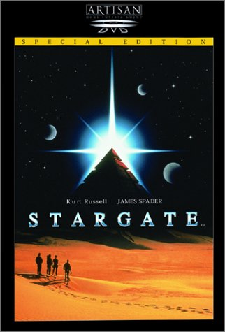 Stargate (Special Edition) DVD Image