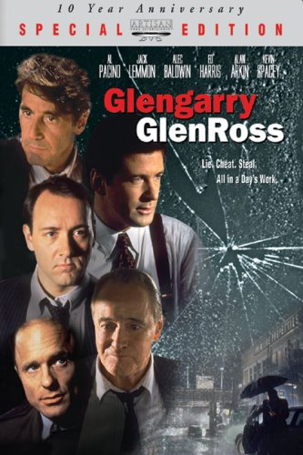 Glengarry Glen Ross (Special Edition) DVD Image