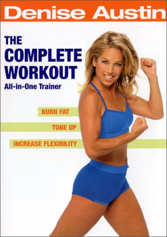 The Complete Workout: All-in-One Trainer DVD Image