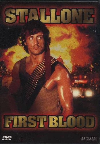 First Blood DVD Image