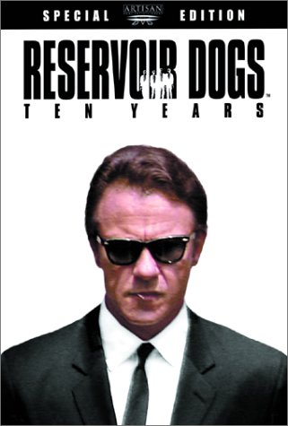 Reservoir Dogs (Special Edition): Mr. White Cover DVD Image