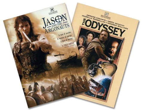 Jason And The Argonauts (2000) / The Odyssey (1997) DVD Image