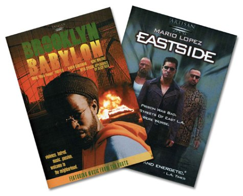 Eastside (Special Edition) / Brooklyn Babylon DVD Image