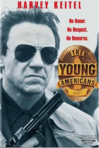 The Young Americans DVD Image