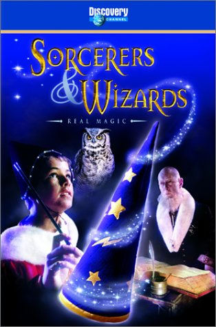 Sorcerers and Wizards: Real Magic DVD Image