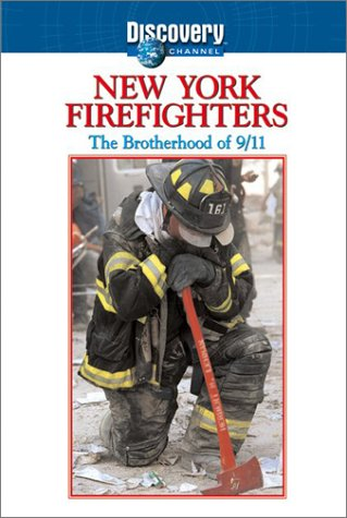 New York Firefighters: The Brotherhood of 9/11 DVD Image